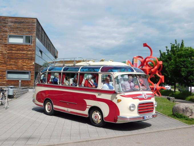 Bus kleiner